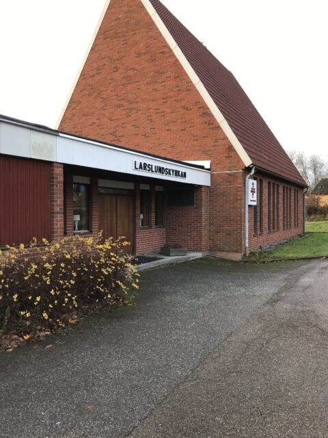Fritidsgården Larslundsgården tyvärr inställd i höst